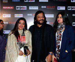 "Premiere of Music Maestro A.R. Rahman ""One Heart - A Concert Film""- Roop Kumar Rathod,Sunali Rathod"