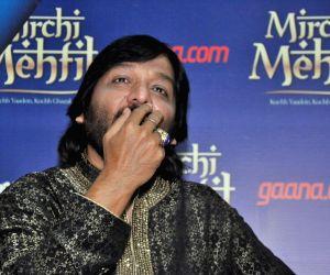 Launch of Radio Mirchi online radio station Mirchi Mehfil