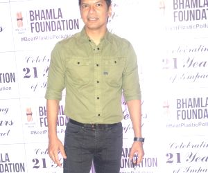 """Launch of """"Beat Plastic Pollution"""" campaign - Shaan"""