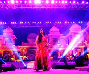 Madhya Pradesh foundation day celebration - Shreya Ghoshal