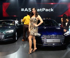 Luxury & Fashion As Hello! & Audi