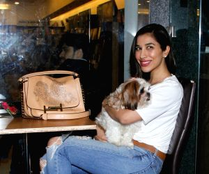 Sophie Choudry at Coffee by Di Bella