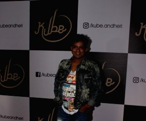 Sukhwinder Singh during a promotional programme