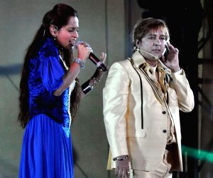 Sukhwinder Singh enthralls audience with his performance