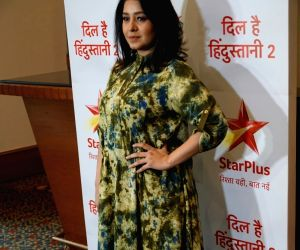 "Media interaction of show ""Dil Hai Hindustani 2"" - Sunidhi Chauhan"