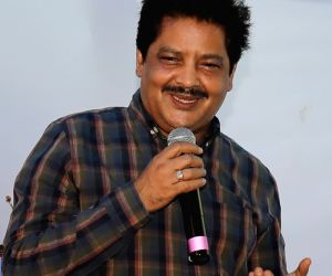 Udit Narayan unveils Chitragupta Chowk
