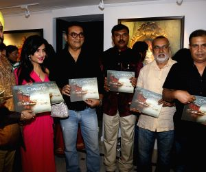 Abhijeet Bhattacharya - Art Exhibition Event