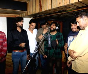 Recording of the music album Wo Jannat Ki Jagir