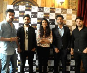 "Song launch ""Ve Sajna"" - Himani Kapoor, Chirag Dahiya and Manan Bhardwaj"