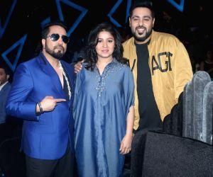 """Dance Deewane"""" show - Mika Singh, Sunidhi Chauhan and Badshah"""