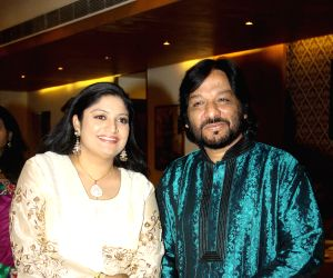 Album launch of Perception Ghazals