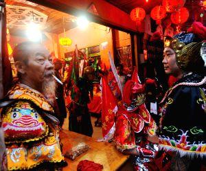 INDONESIA SINGKAWANG LANTERN FESTIVAL