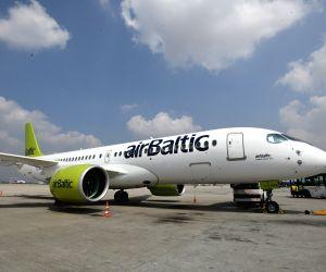 Free Photo: Airbus flies 150-seat jet to Bengaluru for demo