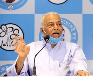 Sinha wants high-level enquiry on Mamata 'audio clips'