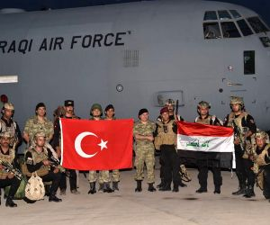 TURKEY-SIRNAK-IRAQ-JOINT DRILL