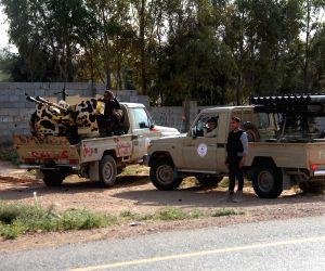 LIBYA SIRTE CLASHES