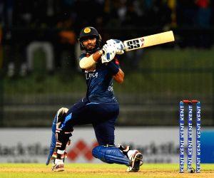 Promoting Hasaranga was a plan, says Sri Lanka skipper Shanaka after Ireland win