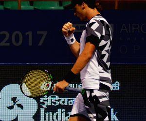 ATP Chennai Open 2017 - Marin Cilic Vs Jozef Kovalik
