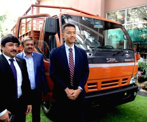 "SML Isuzu launches ""Global Series of trucks"