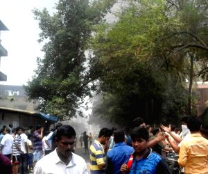 Five killed in Maharashtra chemical factory blast