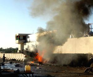 AFGHANISTAN-LASHKAR GAH-SUICIDE ATTACK