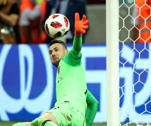 Croatia goalkeeper Subasic retires from national team