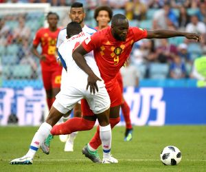 2018 World Cup: Belgium ride Lukaku brace to blank Panama 3-0