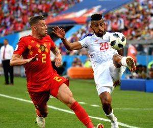 RUSSIA-SOCHI-2018 WORLD CUP-GROUP G-BELGIUM VS PANAMA