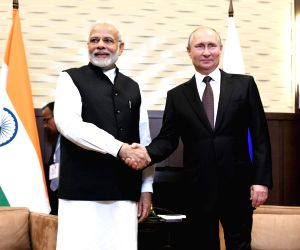 India, Russia agree on building multipolar world order