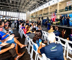 U.S. HAWAII HONOLULU SOLAR IMPULSE 2 PRESS CONFERENCE