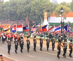 Republic Day Parade 2018 - full dress rehearsals