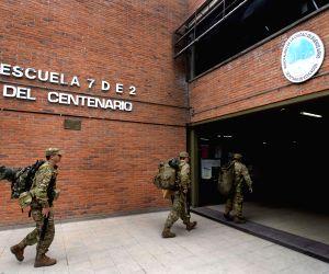 ARGENTINA RESISTENCIA ELECTIONS PREPARATION