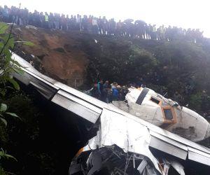 NEPAL SOLUKHUMBU AIRCRAFT CRASH