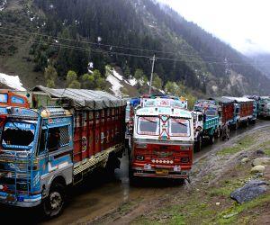 Srinagar-Leh highway re-opens after  five months