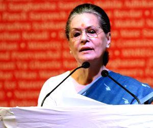 Sonia Gandhi. (File Photo: IANS)