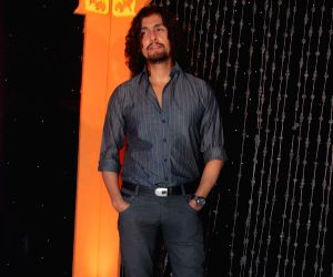 Sonu Nigam at Star Plus Chote Ustad launch at Sea Princess.