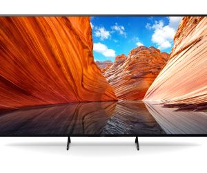 Free Photo: Sony launches BRAVIA X80J Google TV series in India