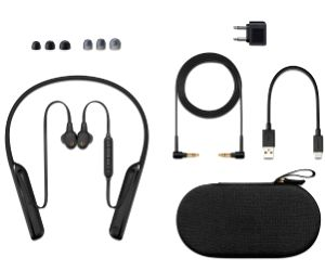 Free Photo: Sony launches new in-ear wireless noise cancellation headphones