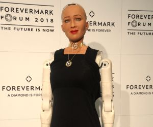 7th annual Forum of Forevermark - Sophia