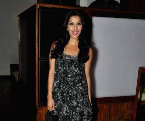 Sophie Chaudhary at the Launch of Escobar at Bandra, Mumbai.
