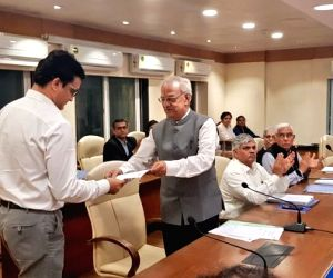 Free Photo: Sourav Ganguly formally elected as BCCI President