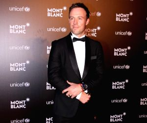 Celebrities attend Montblanc UNICEF Event