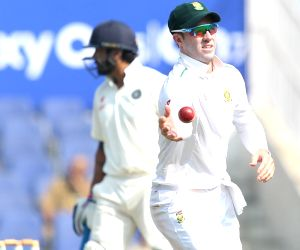 India vs South Africa : Third Test - Day 1