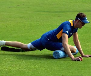 South Africa - practice session