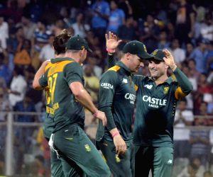 India vs South Africa - ODI -  Game 5
