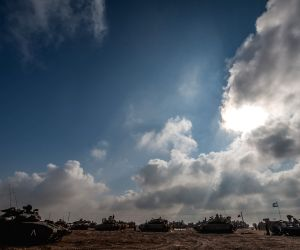 17-day large-scale offensives on the Gaza Strip