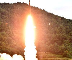S. Korea holds ballistic missile drill against N. Korea nuke test
