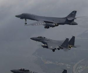 South Korea: B1-B U.S. bombers in S. Korea