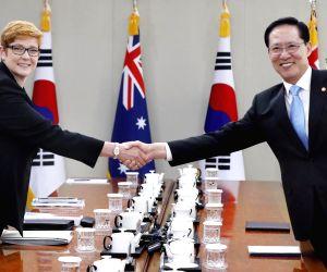 S. Korea-Australia defense talks