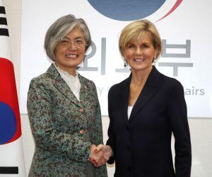 S. Korea-Australia FM talks